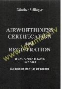 Airworthiness certification and registration