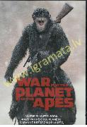 DVD War for the planet of Apes / kars pret pērtiķu planētu