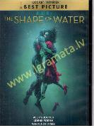DVD The Shape of Water / ūdens forma