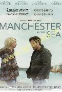 DVD Manchester by the sea / mančestra pie jūras