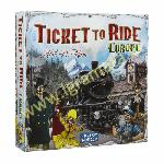 Ticket To Ride Europa  Spēle