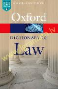 Dictionary of Law 8th Revised edition
