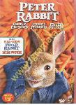 DVD Peter Rabit