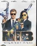 DVD Men in black international