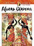 Creative Haven African Glamour...