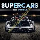 Supercars 2020 Square Wall...