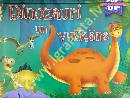 Dinozauri un vulkāns POP UP