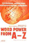 Word Power from A-Z
