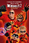 DVD Incredibles 2 / Lieliskie...